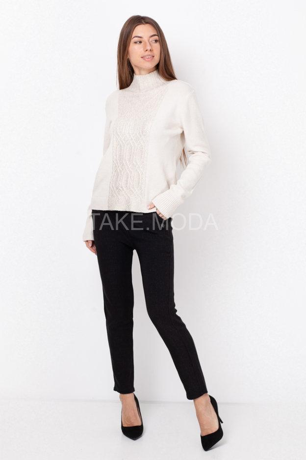 Классические брюки с карманами по бокам